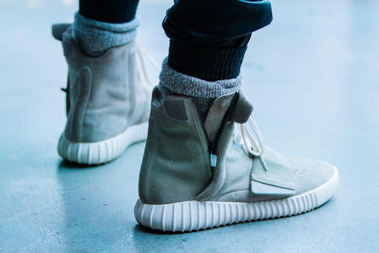 adidas Yeezy Footwear at Yeezy Season